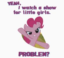 Problem with Pinkie Pie?