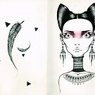 'Daimon' by Xavier Ness