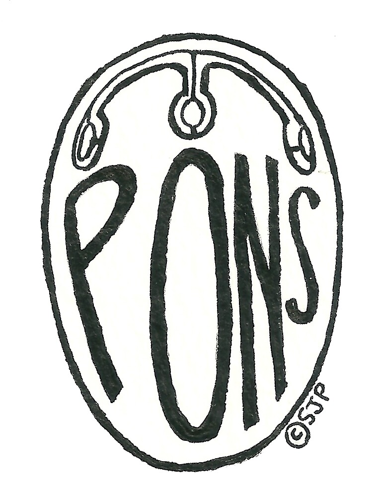 PONS by ammonitesoul