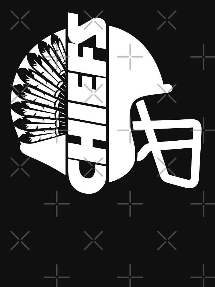 NFL Kansas City Chiefs vector drawn by LapinMagnetik