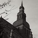 church in dinan by Kent Tisher