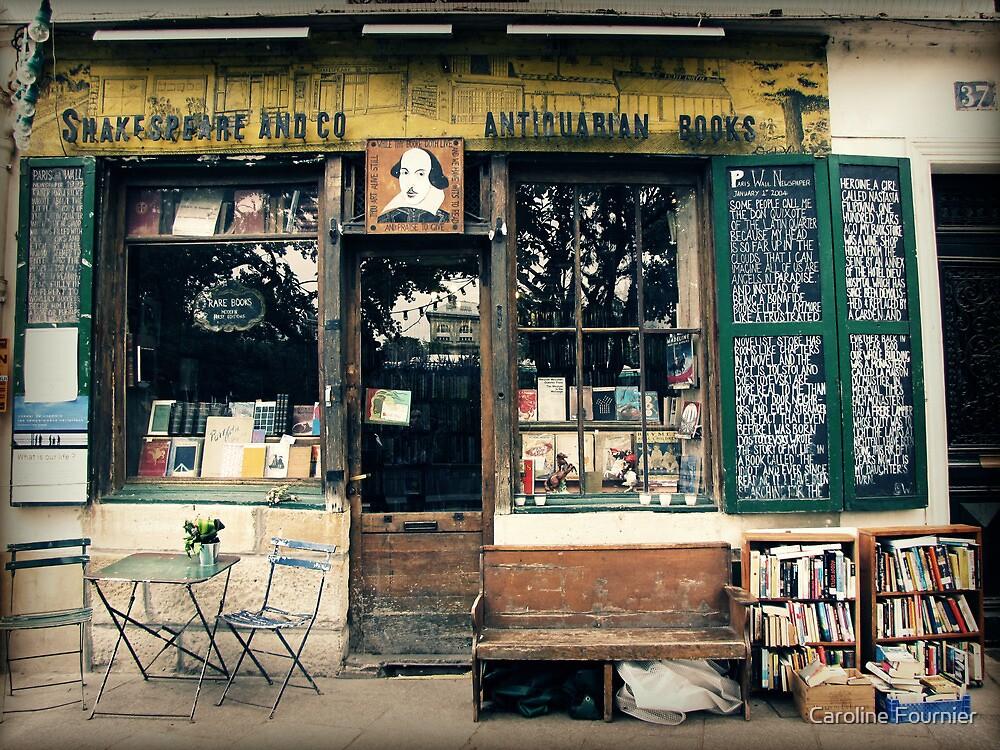 Book Store by Caroline Fournier