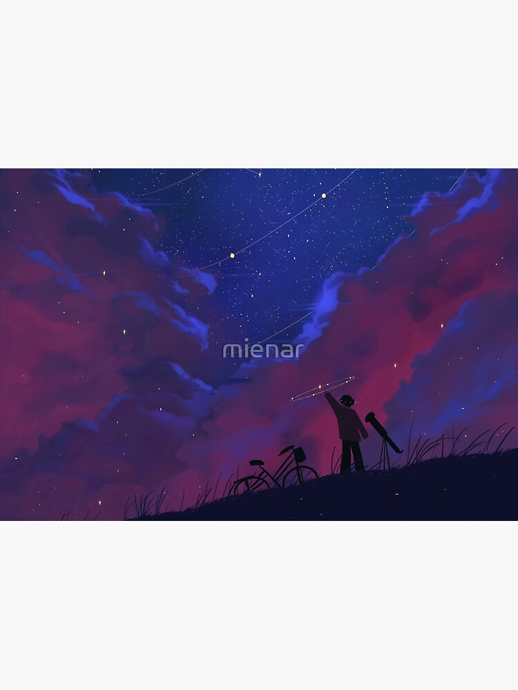 us, amongst the stars by mienar