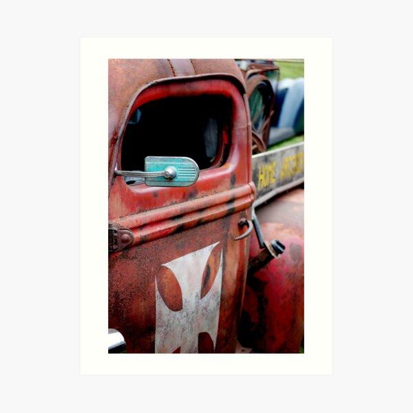 Home Wrecker Art Print