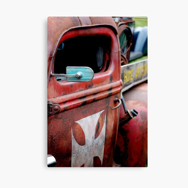 Home Wrecker Canvas Print