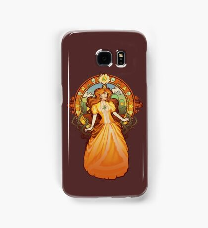 Daisy Nouveau Samsung Galaxy Case/Skin