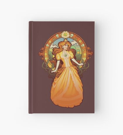 Daisy Nouveau Hardcover Journal
