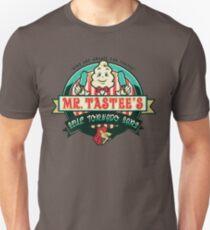 Mr. Tastee's Blue Tornado Bars Unisex T-Shirt