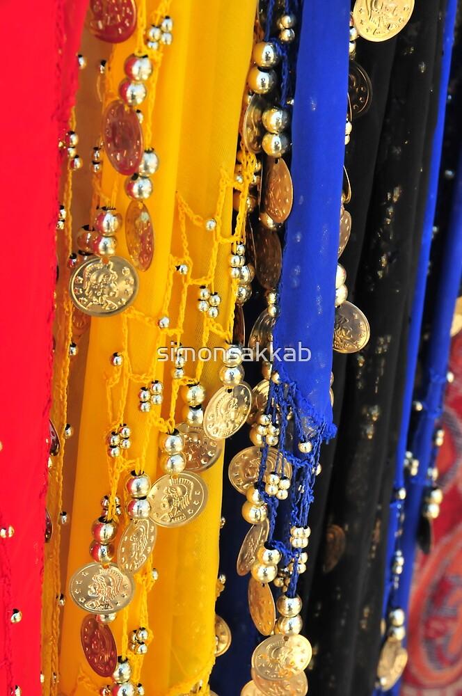 Tourist Colors by simonsakkab