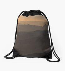 Grand Canyon Sunset Drawstring Bag
