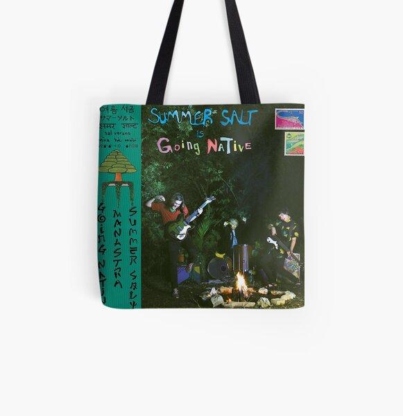 Summer Salt -  All Over Print Tote Bag