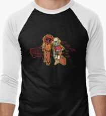 This is Muppet Country! Men's Baseball ¾ T-Shirt