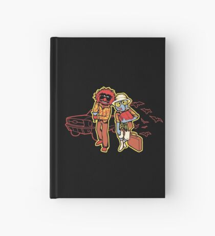 This is Muppet Country! Hardcover Journal