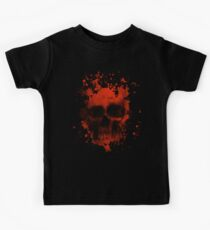 Blood And Skull Kids Clothes