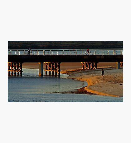 The New Barwon Heads Bridge Photographic Print