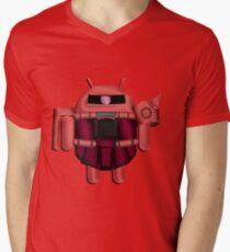 ZAKDROID-II Men's V-Neck T-Shirt