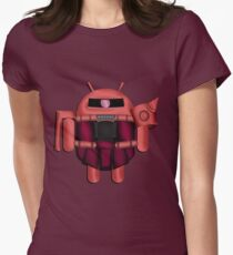 ZAKDROID-II Women's Fitted T-Shirt