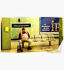 BERLIN - WAITING Poster