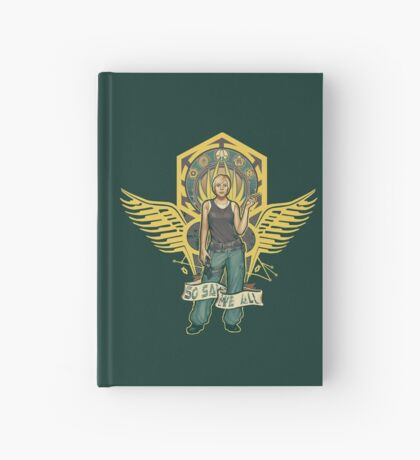 So Say We All Hardcover Journal