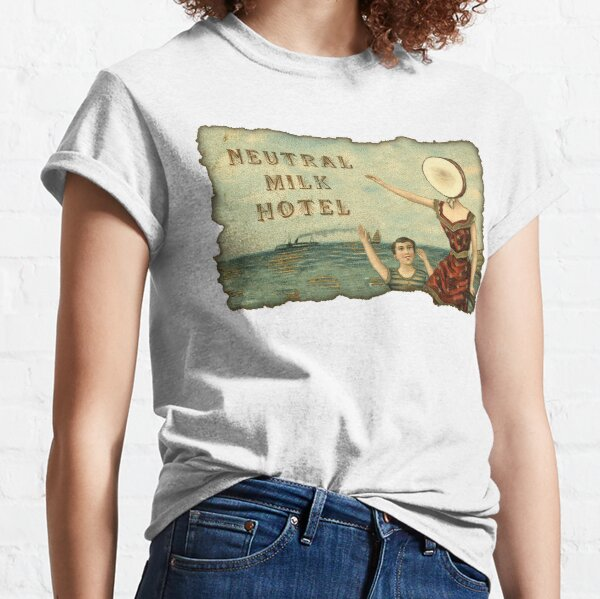 neutral milk hotel Classic T-Shirt