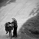 peoplescapes #88, dirt road by stickelsimages