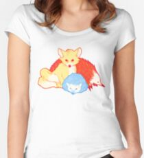 Fast Friends Women's Fitted Scoop T-Shirt