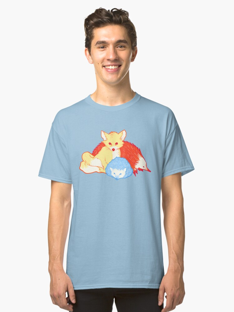 Fast Friends Classic T-Shirt Front