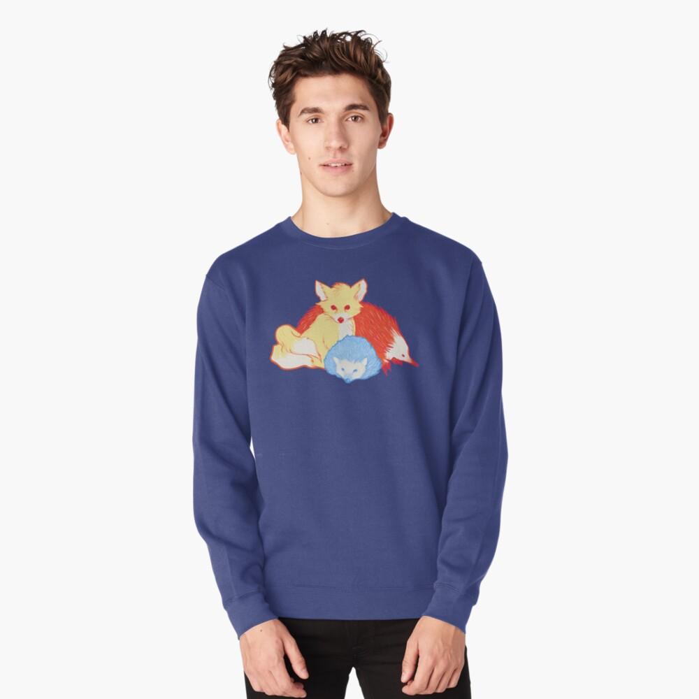 Fast Friends Pullover Sweatshirt