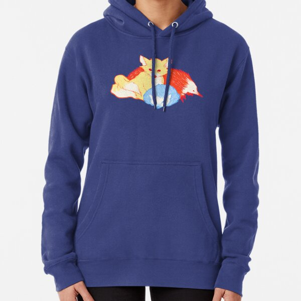 Fast Friends Pullover Hoodie