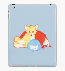 Fast Friends iPad Case/Skin