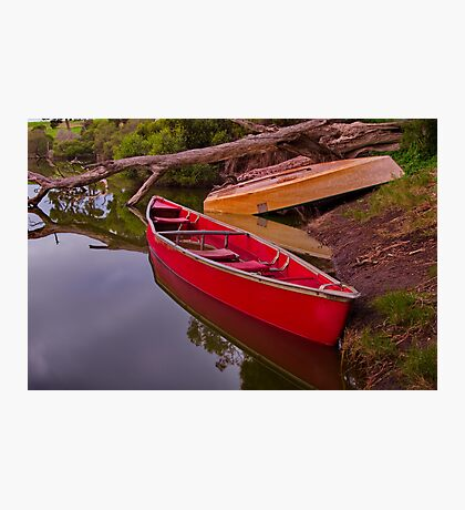 """Billabong Reflections"" Photographic Print"