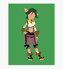 Jak and Daxter - Keira Photographic Print