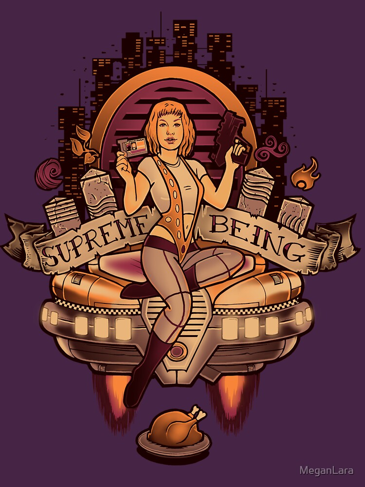 Supreme Being   Unisex T-Shirt