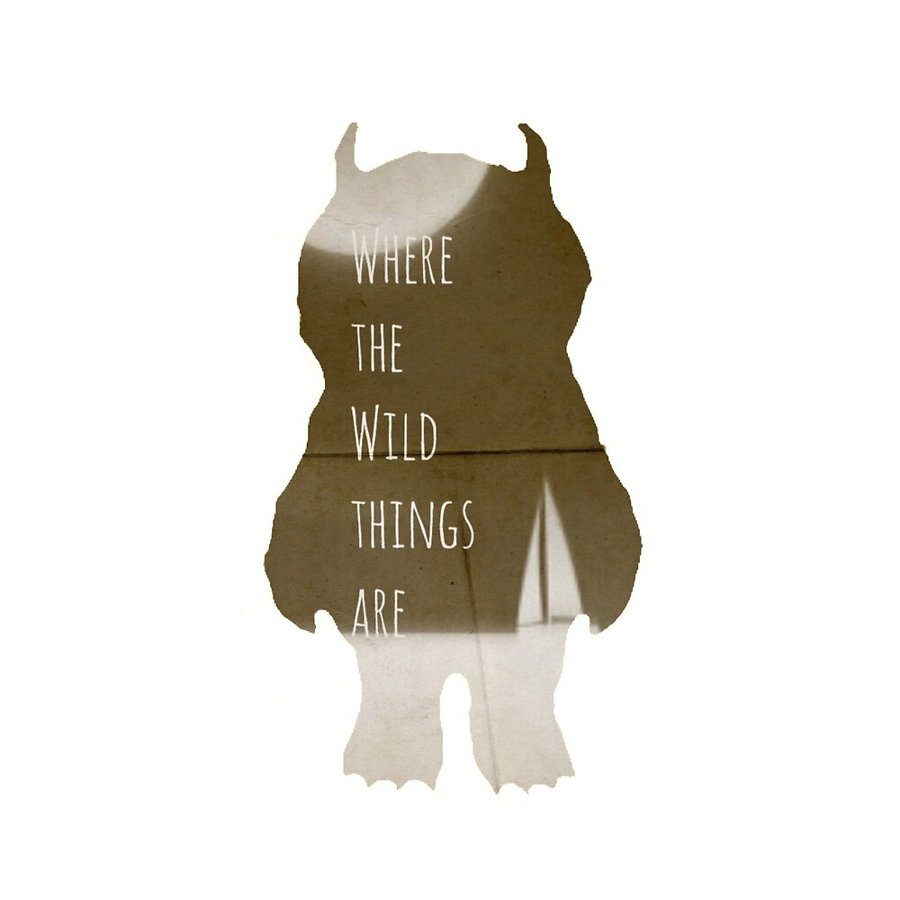 Where the Wild Things Are by JAiello7