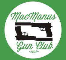 MacManus Gun Club - Boondock Saints