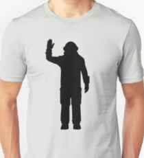Space Engineers Icon/Silhouette Unisex T-Shirt