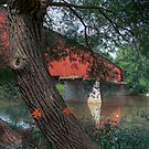 The Kissing Bridge by GerryMac