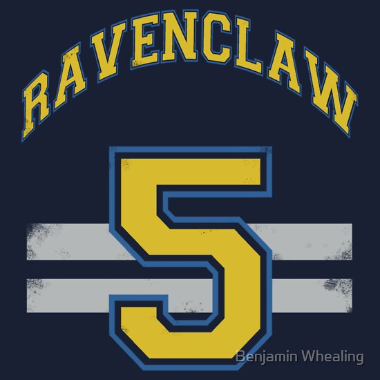 TShirtGifter presents: Ravenclaw Away Jersey
