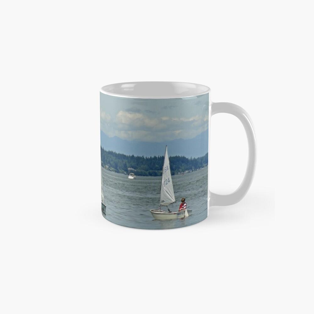 South Puget Sound Sailing Tassen