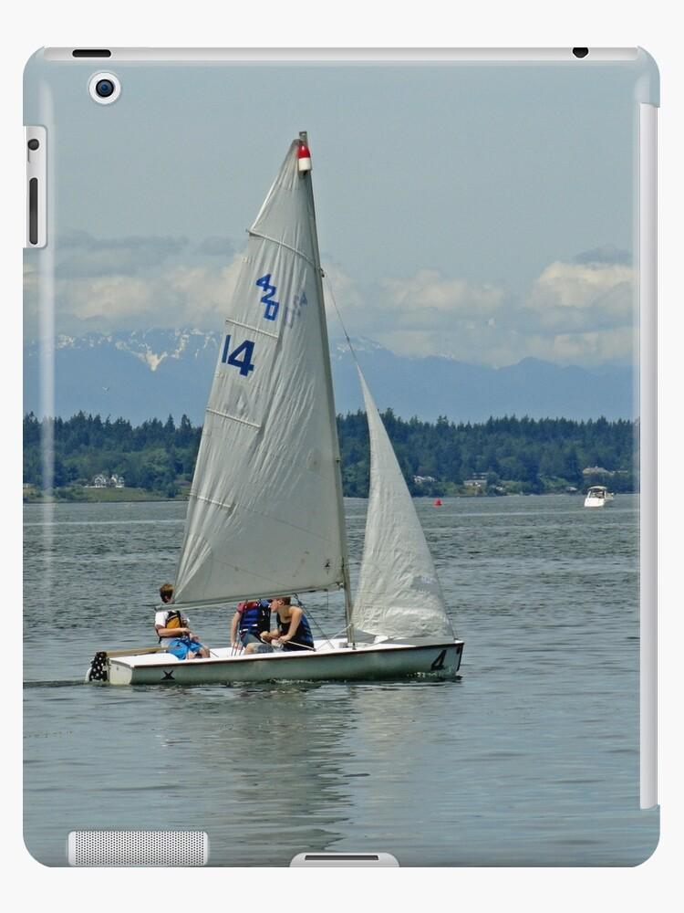 South Puget Sound Sailing von Robert Meyers-Lussier