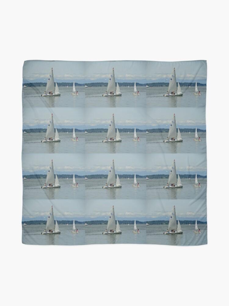 Alternative Ansicht von South Puget Sound Sailing Tuch