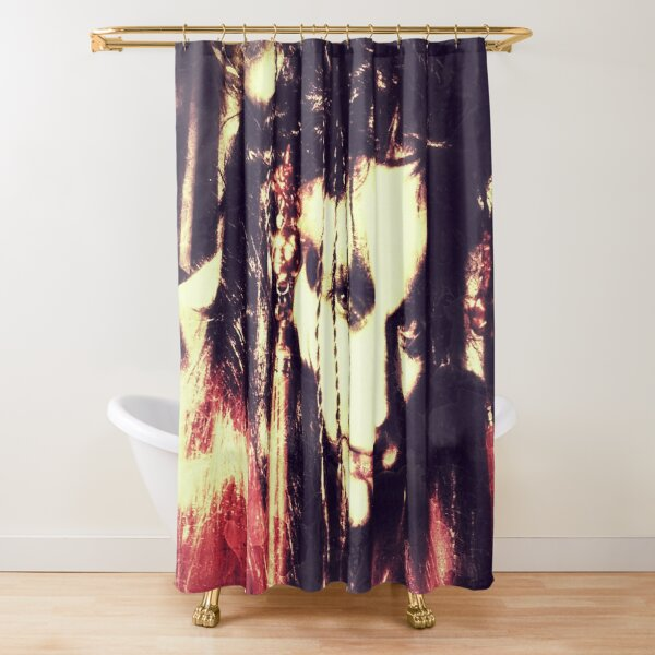 demon lady Shower Curtain