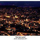 Züri bei Nacht by UniSoul