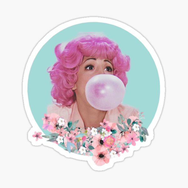 Bubblegum Frenchy Sticker