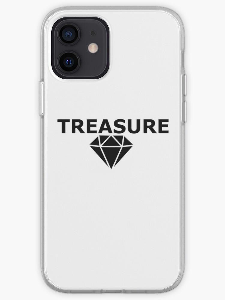 YG Treasure Kpop Sticker   Coque iPhone
