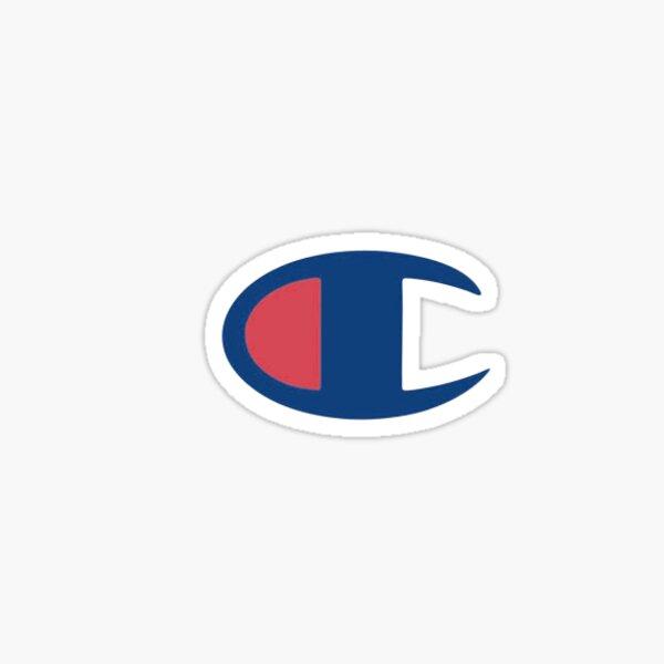 Logo du champion Sticker