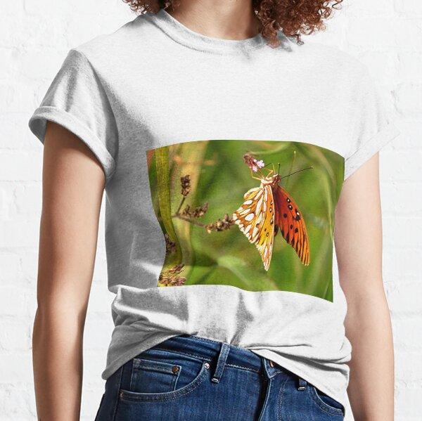 Winter Butterfly Classic T-Shirt