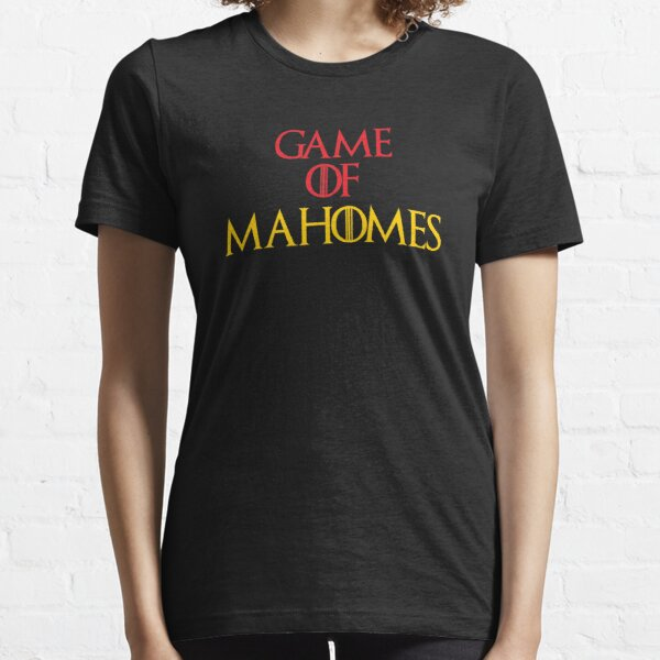 Game Of Mahomes Football Fans Essential T-Shirt