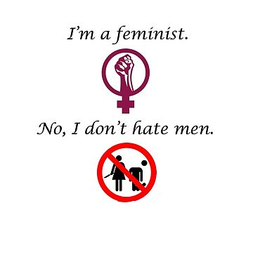 For the feminists who don't hate men by Fanfeels4eva