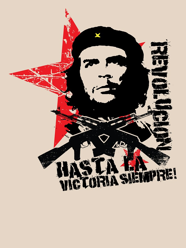 Hasta La Victoria Siempre! - Che Guevara T-Shirt | Unisex T-Shirt